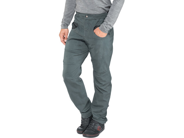 E9 Rondo Slim Pants Men iron